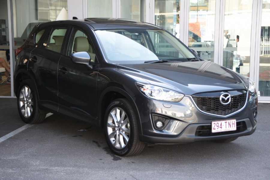 2013 Mazda Cx-5 KE1071 Grand Touring Suv