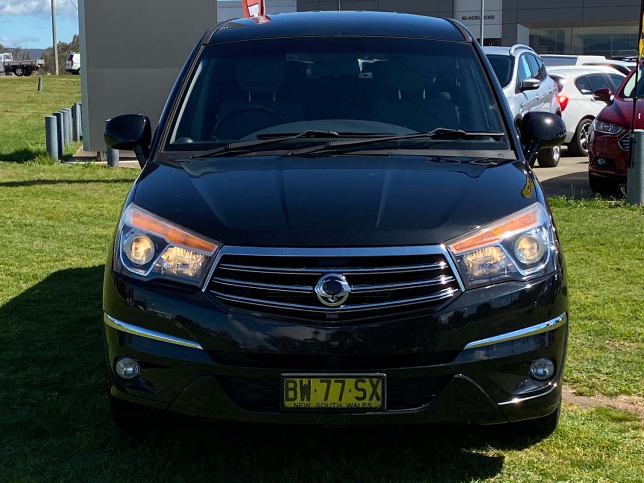 2013 SsangYong Stavic A100 MY13 Wagon Image 24