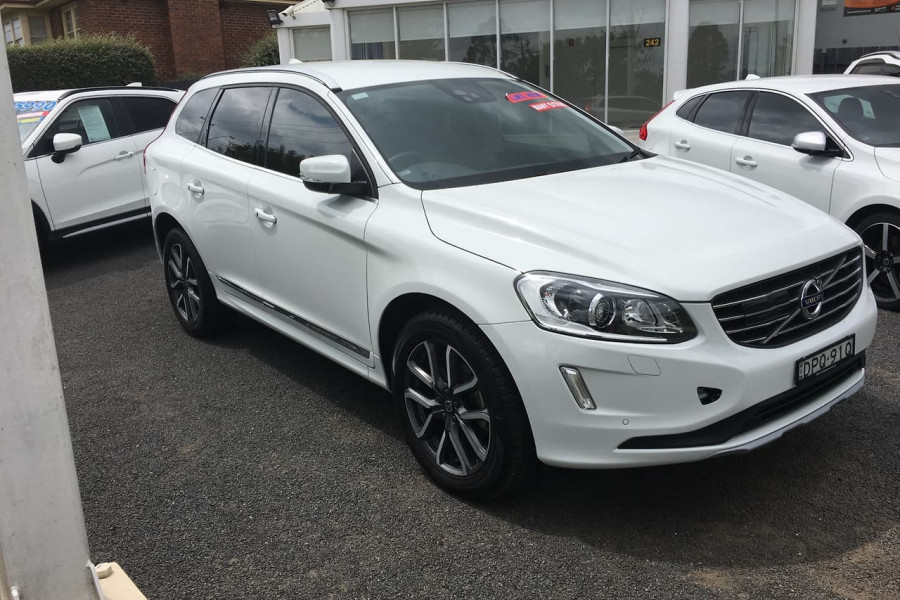 2017 Volvo XC60 (No Series) MY17 D4 Luxury Suv