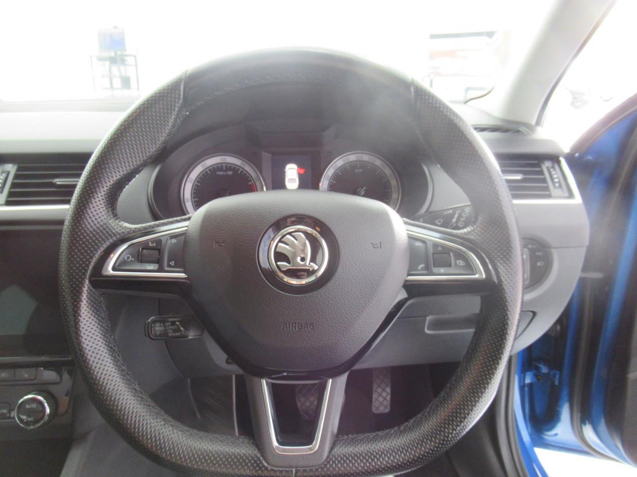 2017 MY18 Skoda Octavia NE MY18 110TSI Sedan Image 19