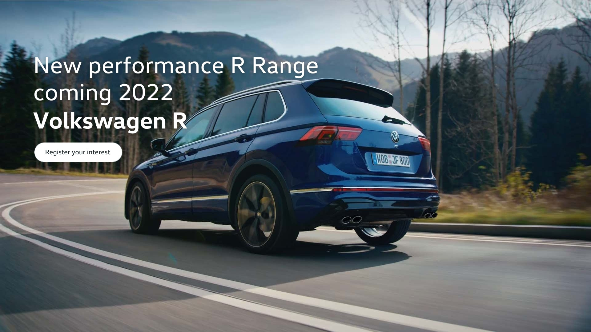 New performance R Range coming 2022