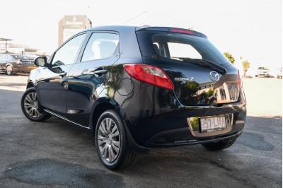 2008 Mazda 2 DE Series 1 Neo Hatchback Image 4