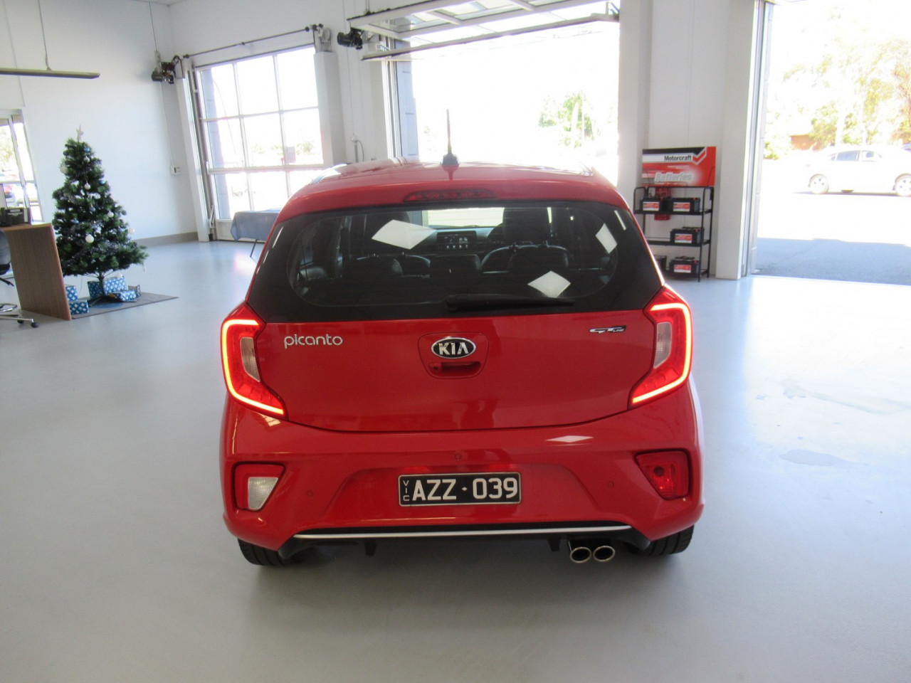 2018 MY19 Kia Picanto JA GT-Line Hatchback Image 7