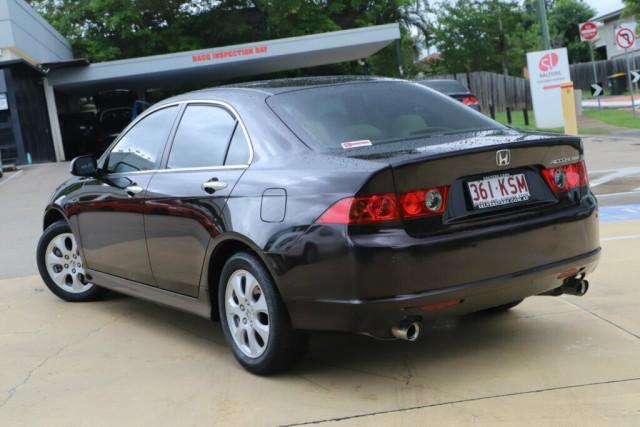 2007 Honda Accord Euro CL MY2007 Sedan Image 3