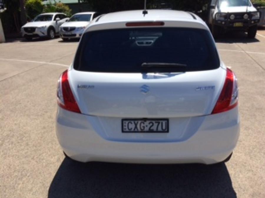 2014 Suzuki Swift FZ MY14 GL Hatchback Image 3