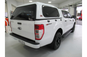 2017 Ford Ranger PX MKII XL Utility Image 4