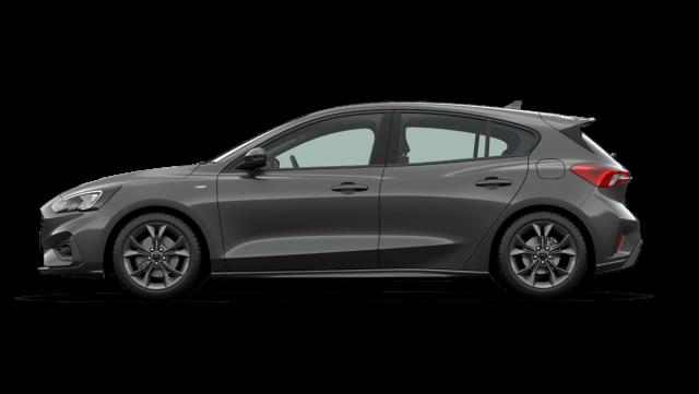 2019 MY20.25 Ford Focus SA ST-Line Hatch Hatchback