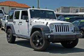 Jeep Wrangler Unlimited Sport JK MY18