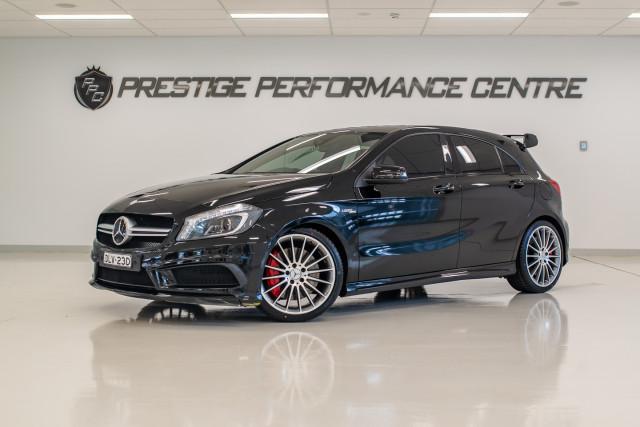 2013 Mercedes-Benz A-class Hatchback Image 1