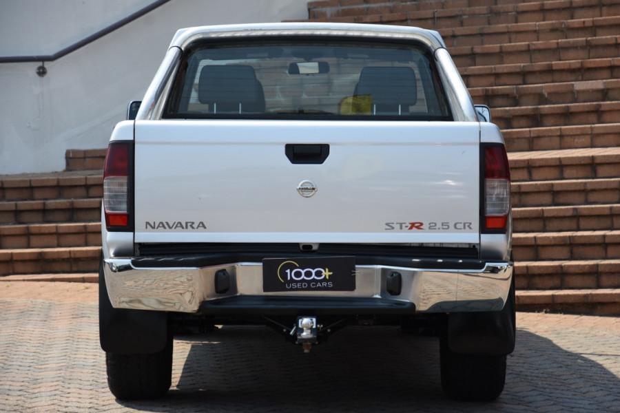 2015 Nissan Navara D22 S5 ST-R Utility