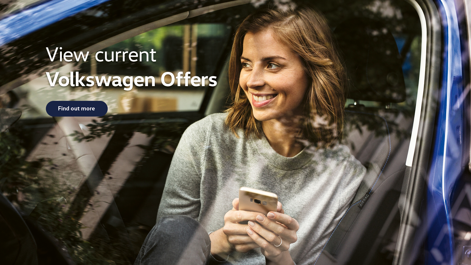 View Current Volkswagen Offers - Find out more