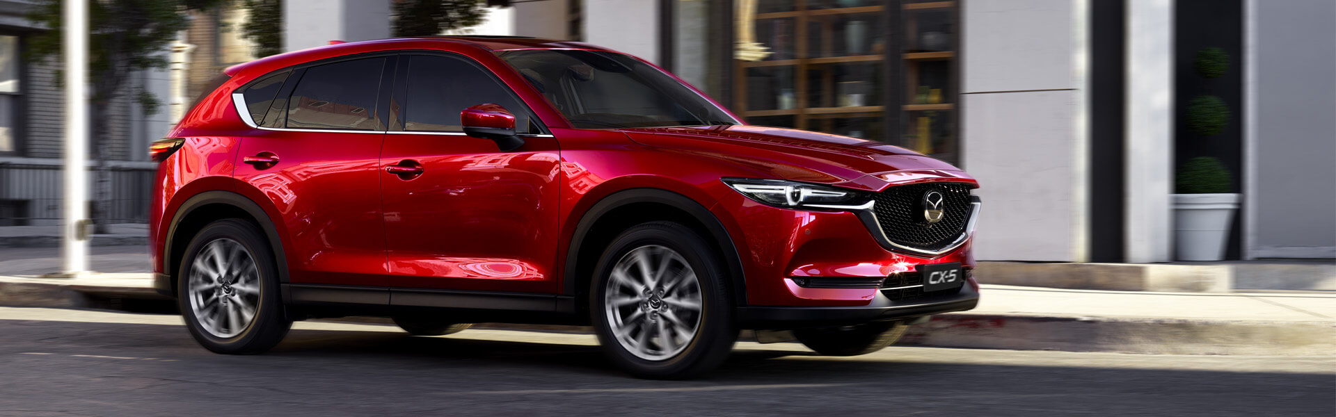 CX-5 ONE PURE FORM