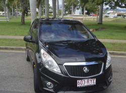 Holden Barina Spark CDX MJ