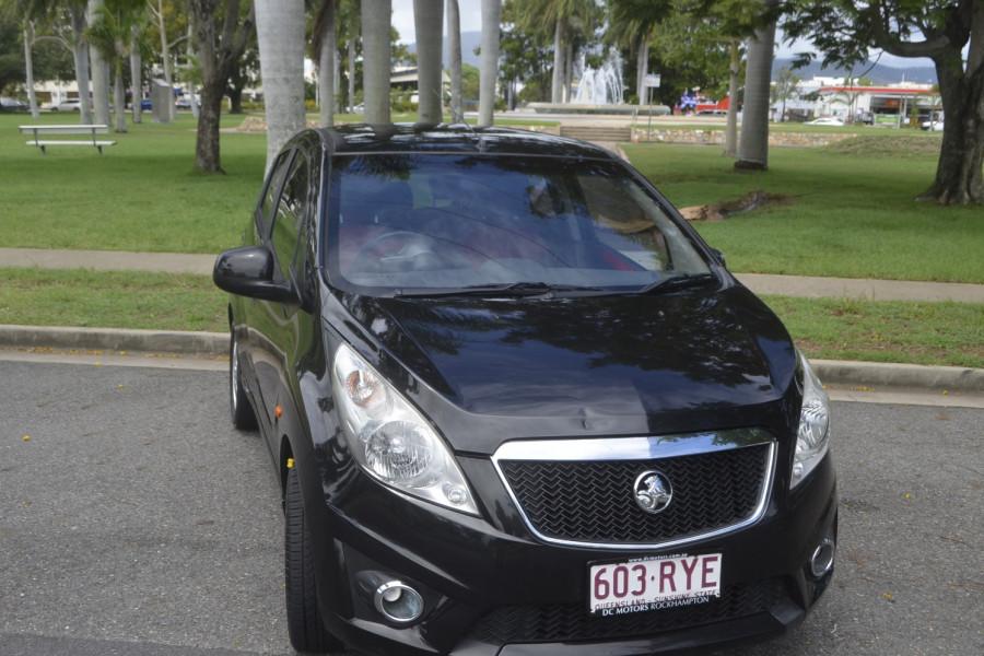 2011 Holden Barina Spark MJ CDX Hatchback