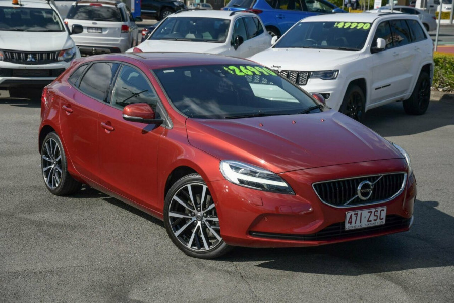 2016 Volvo V40 M Series MY16 T3 Adap Geartronic Kinetic Hatchback