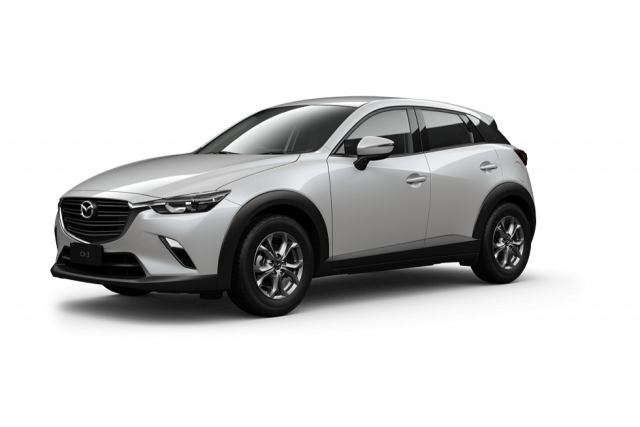 2021 Mazda CX-3 DK Maxx Sport Suv