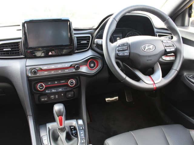 2019 MY20 Hyundai Veloster JS Turbo Premium Coupe Image 6