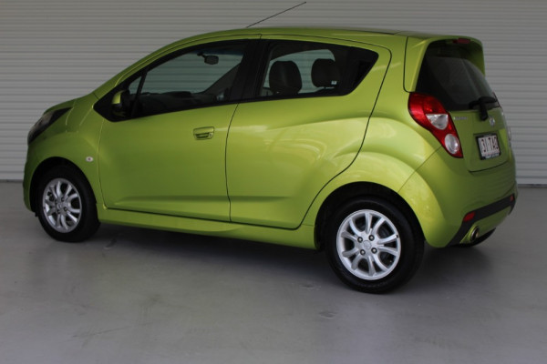 2013 Holden Barina Spark MJ MY13 CD Hatch Image 4