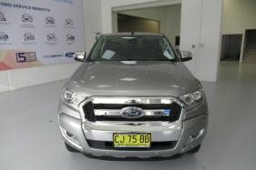 2016 Ford Ranger PX MKII XLT Utility