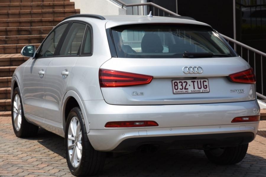 2013 Audi Q3 8U MY13 TDI Suv