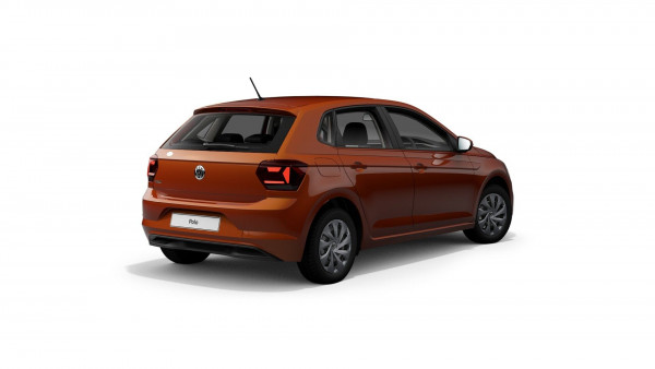 2020 MY21 Volkswagen Polo AW Comfortline Hatch Image 5