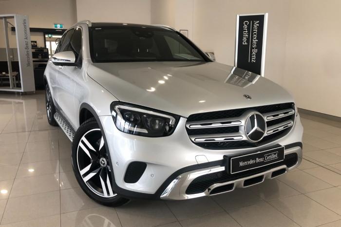 2020 MY50 Mercedes-Benz Glc-class X253 800+050MY GLC300 Wagon Image 1