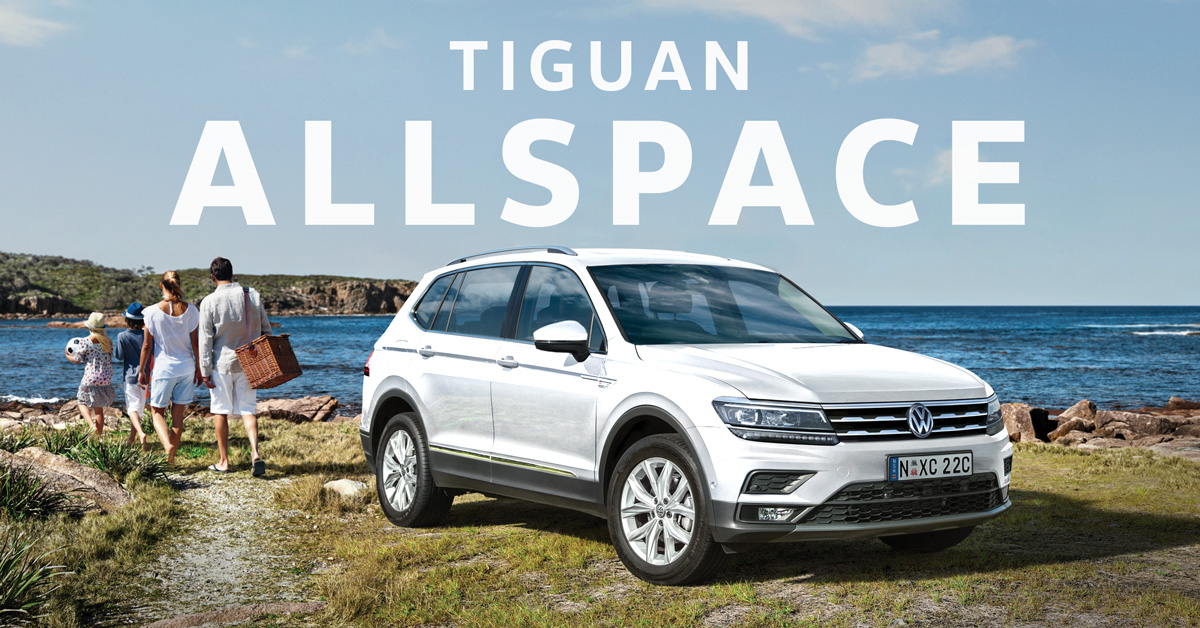 Tiguan Allspace 110TSI Comfortline