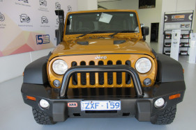 2014 Jeep Wrangler JK MY2014 UNLIMITED Softtop