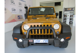 2014 Jeep Wrangler JK MY2014 UNLIMITED Softtop Image 2
