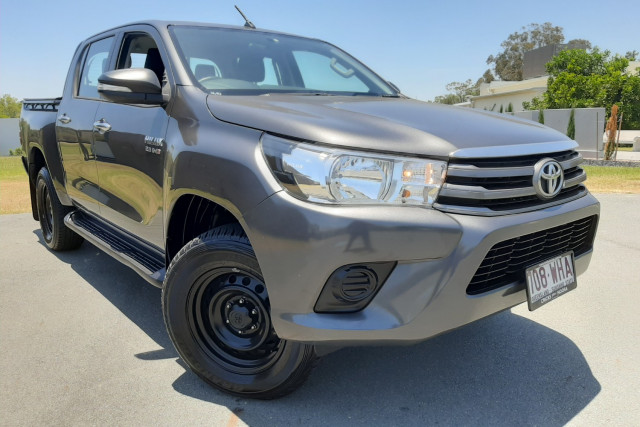 2016 Toyota HiLux GUN126R SR Utility