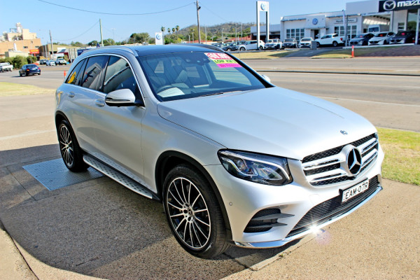 2019 MY09 Mercedes-Benz Glc-class X253  GLC200 Urban GLC200 - Urban Edition Wagon