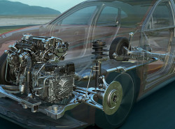 Hyundai Motor Group developed the world's first CVVD technology!