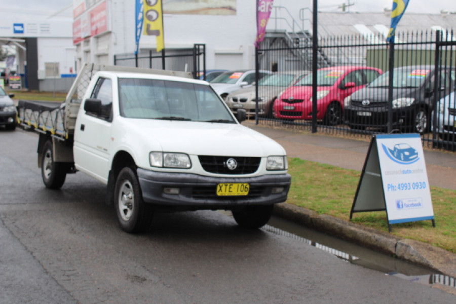 Used 2001 Holden Rodeo #A2732 - Cessnock Ford