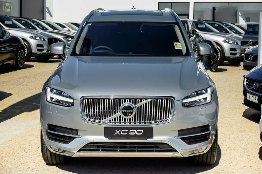 2018 MY19 Volvo XC90 L Series D5 Inscription Suv Mobile Image 1