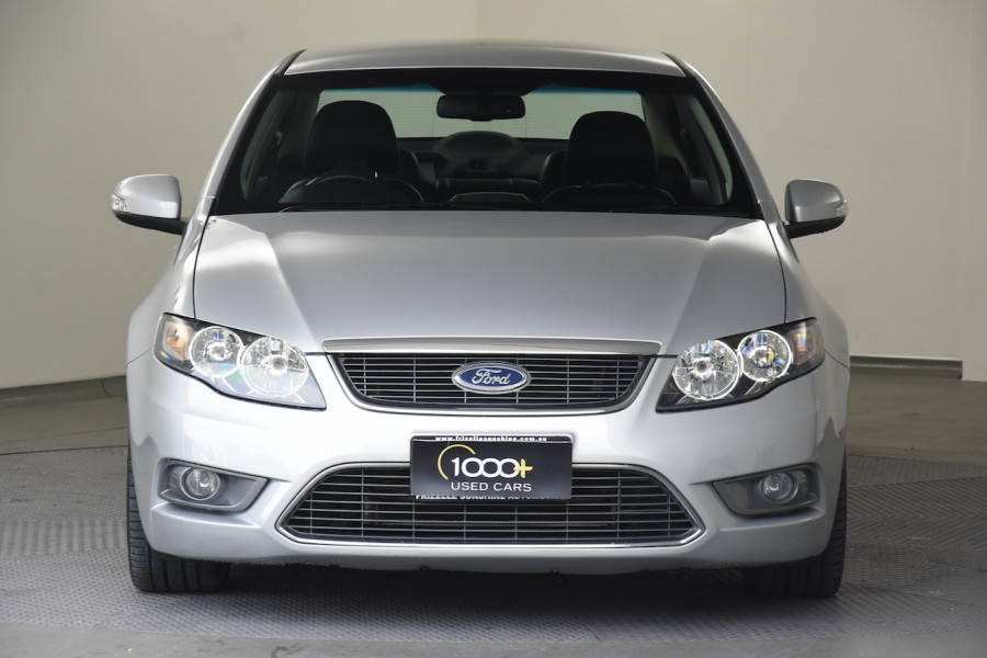 2010 Ford Falcon FG G6E Sedan
