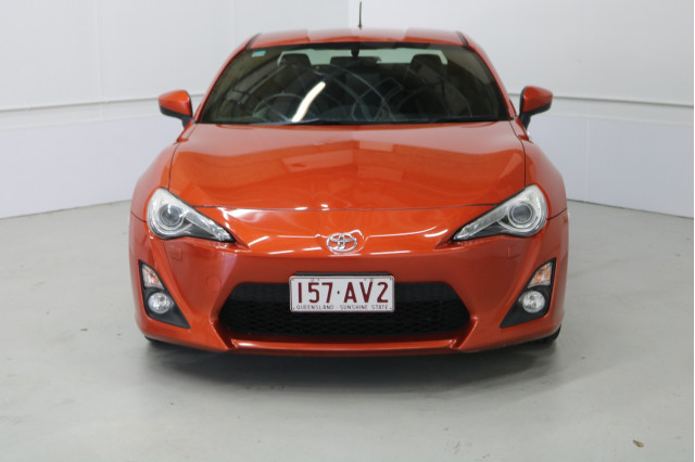 2012 Toyota 86 ZN6 GTS Coupe Image 2