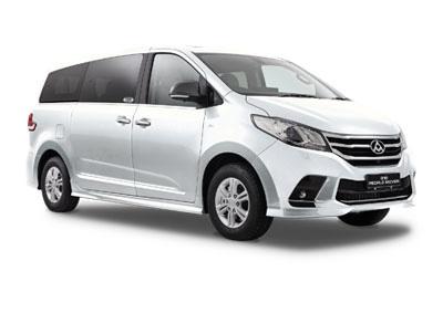 2019 LDV G10 SV7A Executive 9 Seat Van