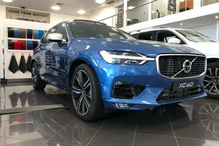 2018 Volvo XC60 UZ D5 R-Design (AWD) Suv Mobile Image 1