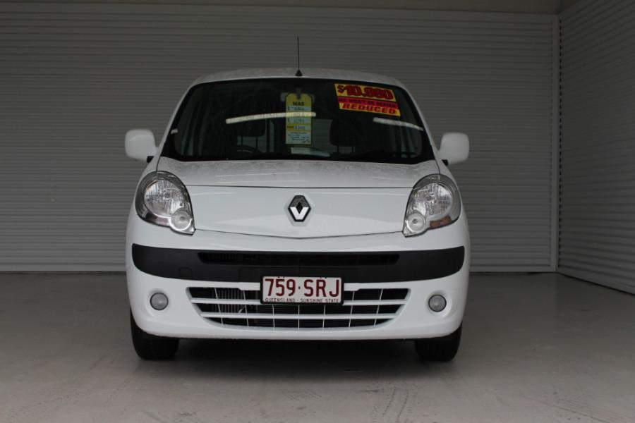 2011 Renault Kangoo F61 MY11 Van