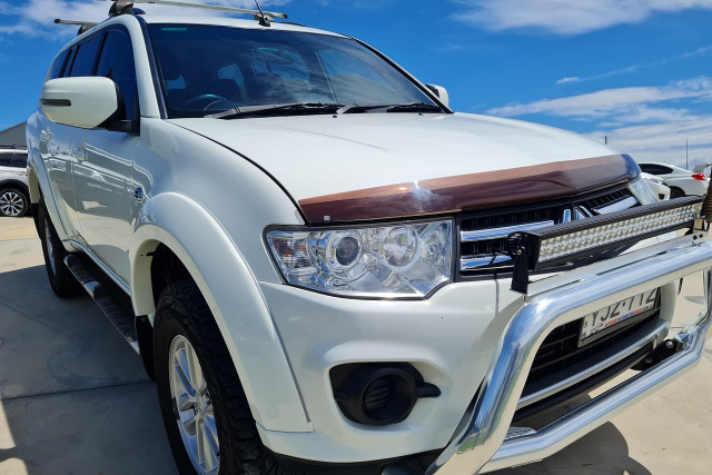 2015 MY14 Mitsubishi Challenger PC (KH) Turbo Wagon