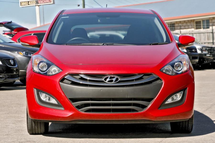 2014 Hyundai I30 GD2 MY14 SE Hatchback