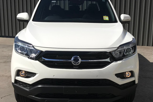 2020 SsangYong Musso Ultimate XLV 1 of 20