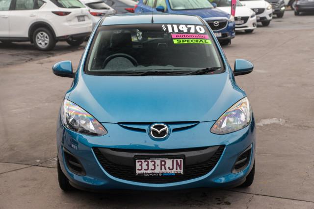 2011 MY10 Mazda 2 DE10Y1  Neo Hatchback Image 3
