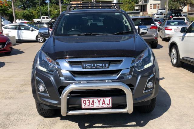 2017 Isuzu D-MAX LS-U Utility
