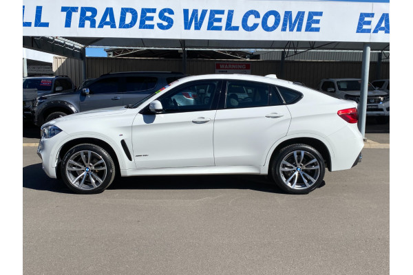 2015 BMW X6 F16 xDrive35i Suv Image 4