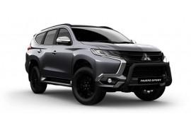 Mitsubishi Pajero Sport Black Edition QE