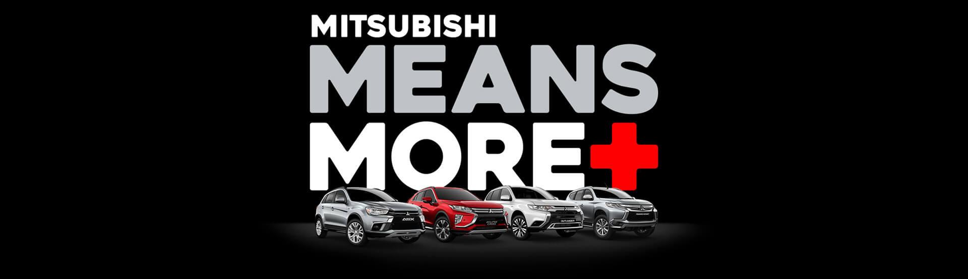 Mitsubishi Offers - April 2019