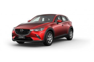 2020 MY0  Mazda CX-3 DK Neo Sport Suv Image 2