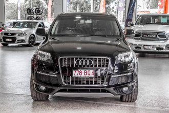 2014 Audi Q7 (No Series) MY15 TDI Suv Image 4