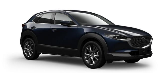 2020 Mazda CX-30 DM Series G25 Astina Wagon Mobile Image 7